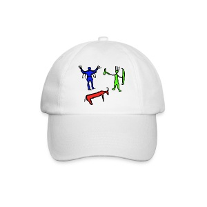 M-aaarghhh! the troglodyte - Baseball Cap