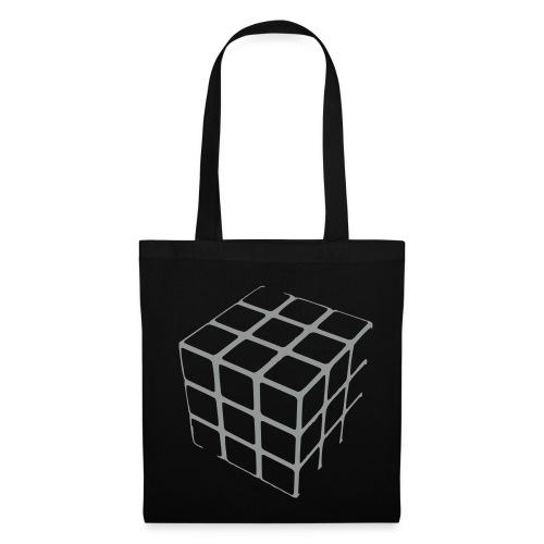 Cubic Bag - Tas van stof