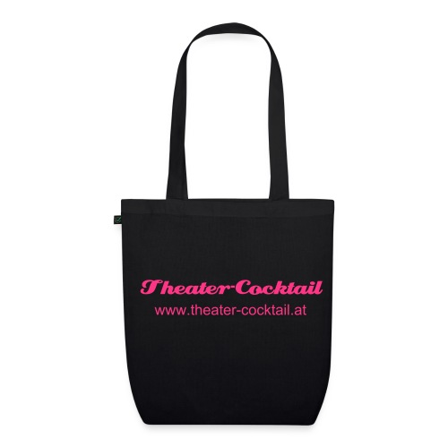 Theater-Cocktail Stofftasche - Bio-Stoffbeutel