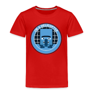 Shirts ~ Kids' Premium T-Shirt ~ I'm A Helicopter - KIds