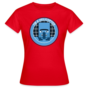 I'm A Helicopter - Womens - Women's T-Shirt