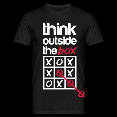 Think outside the box T-Shirts