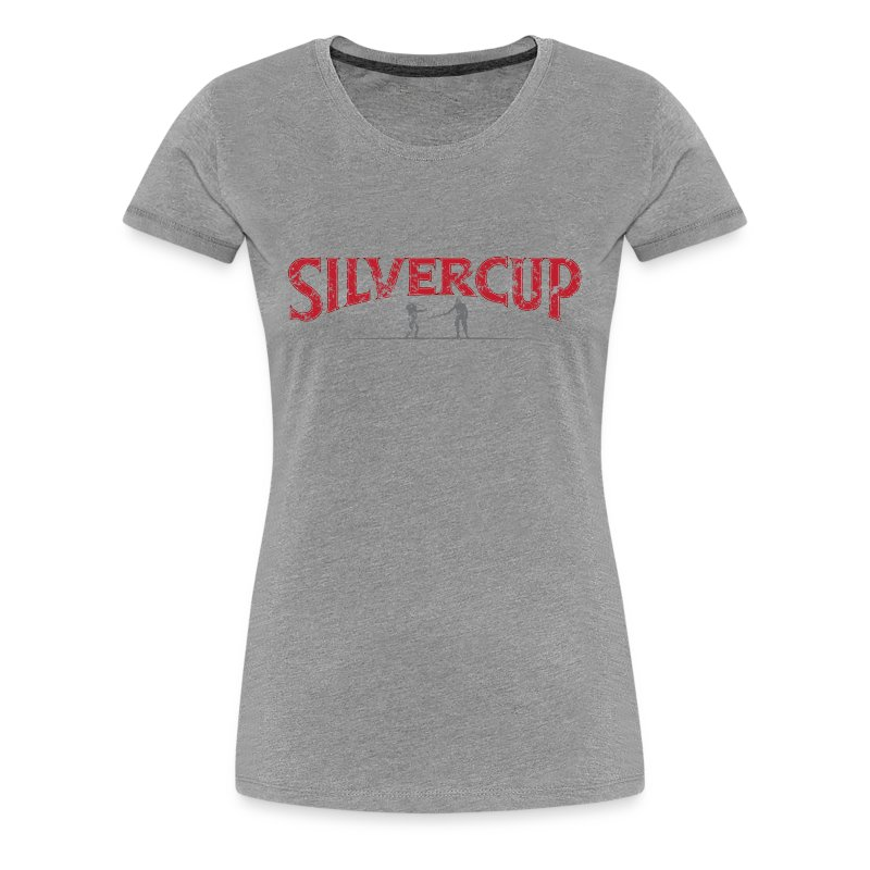 Silvercup (inspired by Highlander) - Women's Premium T-Shirt