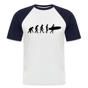 Surf Evo - Men's Baseball T-Shirt