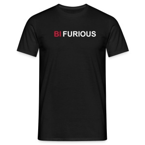 BiFurious Shirt - Men's T-Shirt