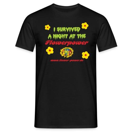 survived  - Männer T-Shirt