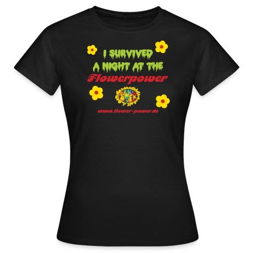 survived  - Frauen T-Shirt