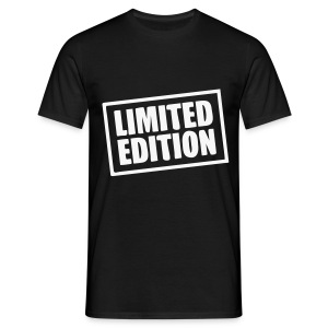 Limited Edition Printed T-Shirt - Men's T-Shirt