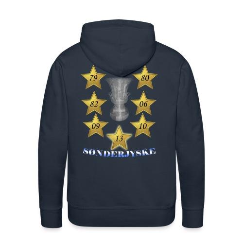 Hættebluse Mand marineblå - Men's Premium Hoodie