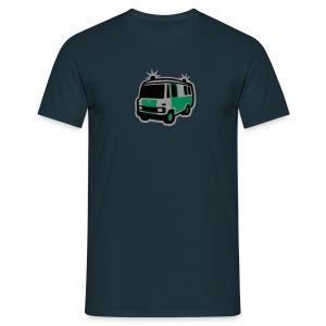 Rettet die Wanne - Männer T-Shirt