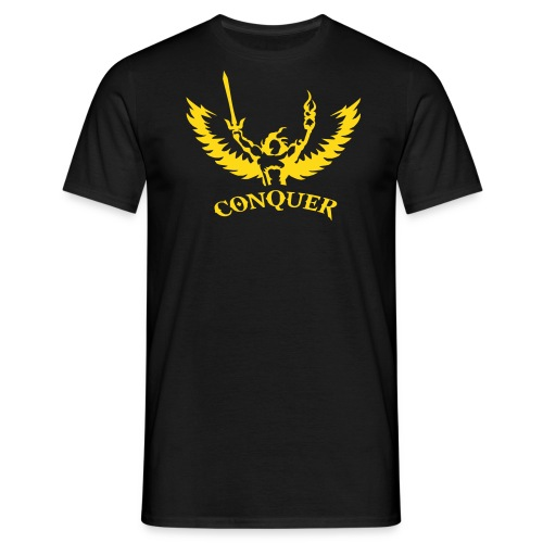 CONQUER  - T-shirt Homme