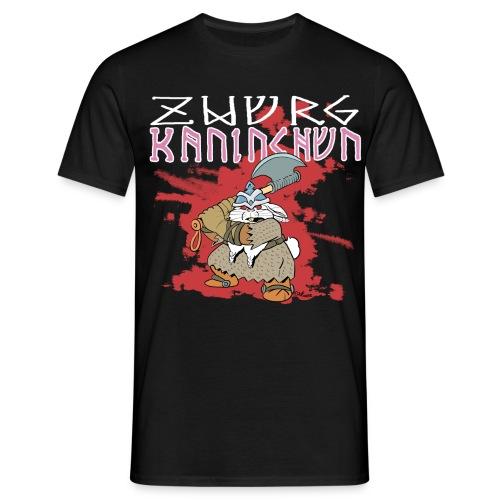 Zwerg-Kaninchen - Männer T-Shirt
