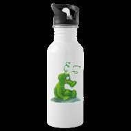 Tassen & Zubehör ~ Trinkflasche ~ Marsmännchen Trinkflasche