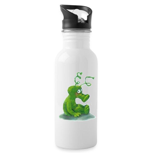 Marsmännchen Trinkflasche