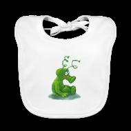 Baby Lätzchen ~ Baby Bio-Lätzchen ~ Lätzchen aus Bio-Baumwolle