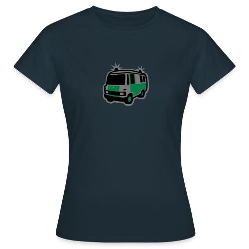 Rettet die Wanne - Frauen T-Shirt