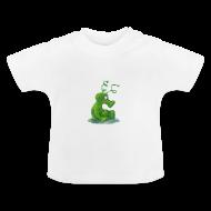 Baby T-Shirts ~ Baby T-Shirt ~ Baby-shirt aus Bio-Baumwolle