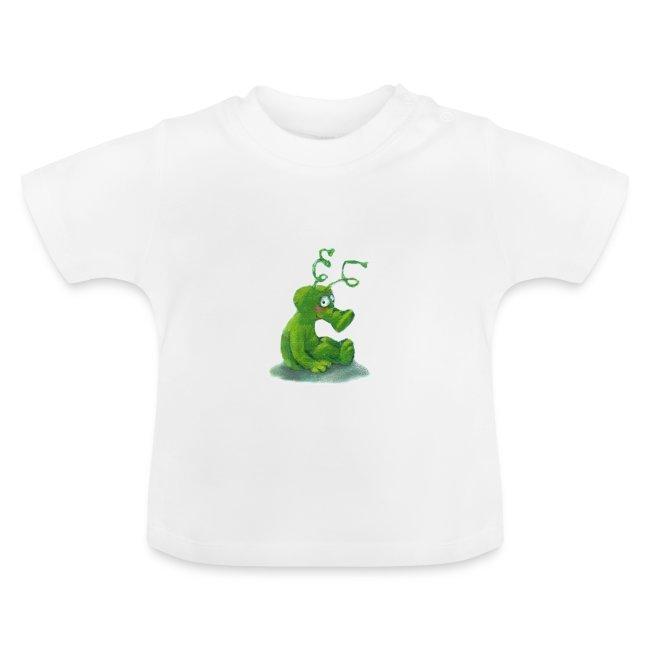 Baby-shirt aus Bio-Baumwolle