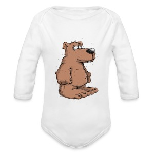 Long sleeve baby one piece - Baby One-piece