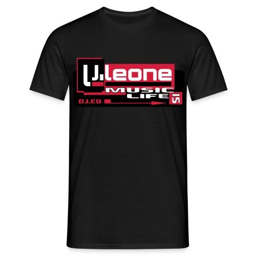 DJ E-O 004 - T-shirt Homme