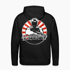 Streetfighters Hoodies & Sweatshirts