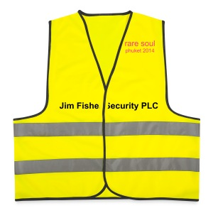 2nd Asian Rare Soul Weekend Security - Reflective Vest