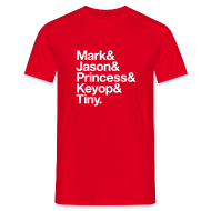 T-Shirts ~ Men's T-Shirt ~ Always 5, Acting as 1