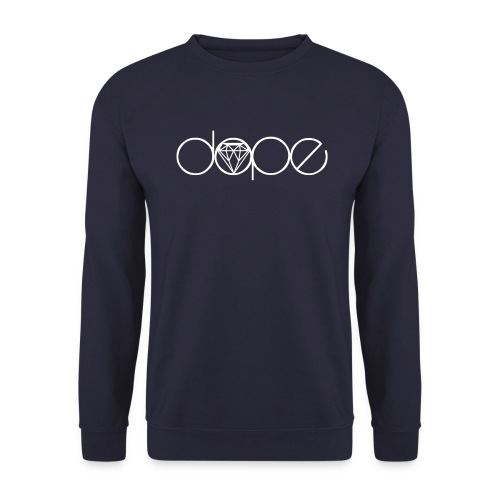 fresh ink dope jumper - Men's Sweatshirt