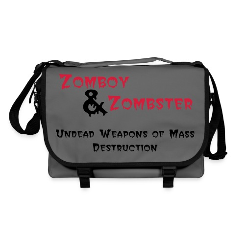 Zomboy & Zombster: Undead Weapons of Mass Destruction Shoulder Bag - Shoulder Bag