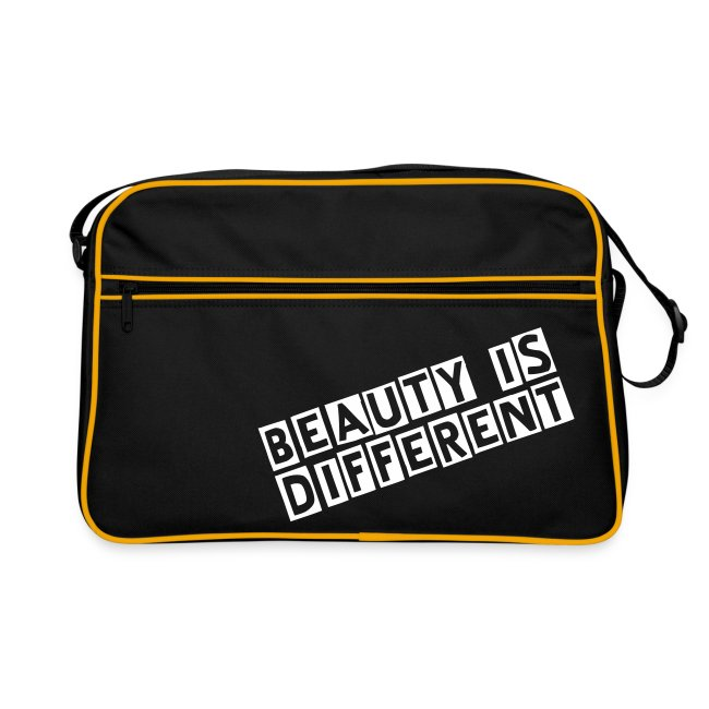 Beauty Is Different Bag