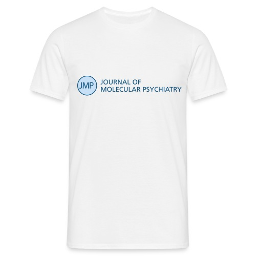 Journal of Molecular Psychiatry Mens T-shirt - Men's T-Shirt