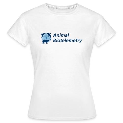 Journal of Animal Biotelemetry Womens T-shirt - Women's T-Shirt