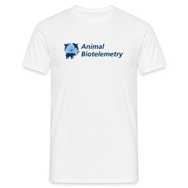 Journal of Animal Biotelemetry Mens T-shirt