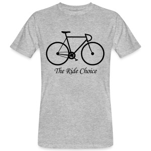 The Ride Choice! - Männer Bio-T-Shirt