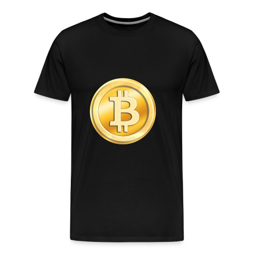 BitCoin T-shirt - Men's Premium T-Shirt