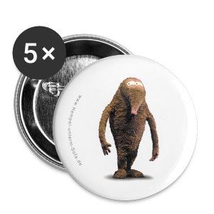 Hempel Pin Hempel, Anstecknadel, Button - Buttons mittel 32 mm
