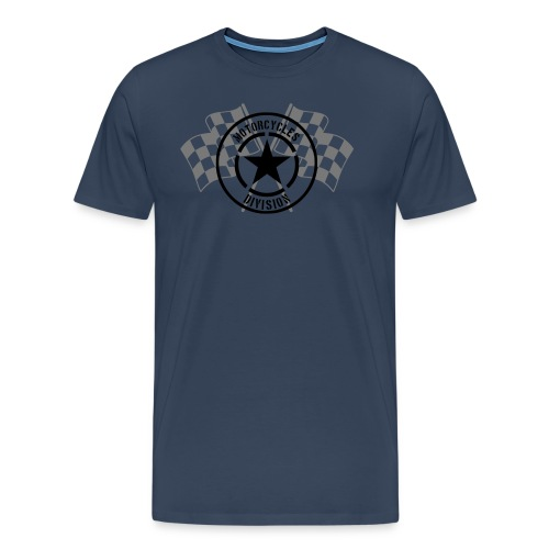 motorcycle division - T-shirt Premium Homme