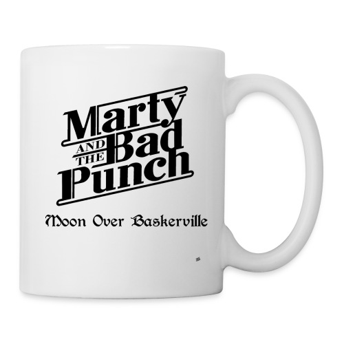 Coffee Mug - Marty & The Bad Punch - Logo  - Mug