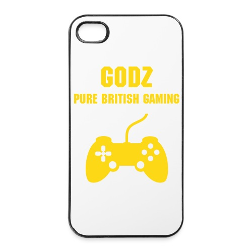 Godz Official iPhone 4/4s Case - iPhone 4/4s Hard Case