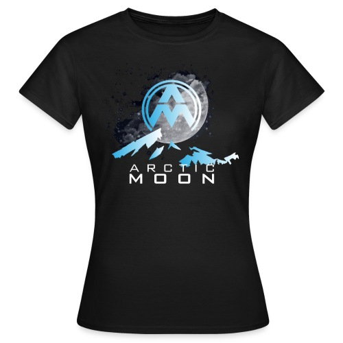 AM Mountain Logo - Women's T-Shirt