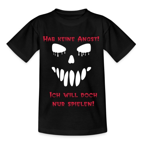 Scary - Teenager T-Shirt