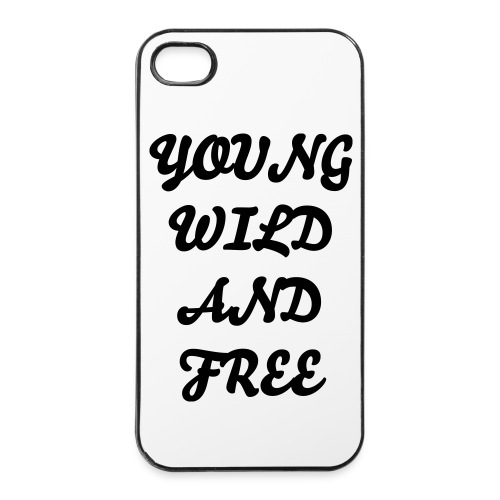 IPHONE 4/4S Y.W.A.F - iPhone 4/4s Hard Case