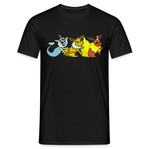 Eeveelutions (Men's) - Men's T-Shirt