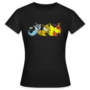 Eeveelutions (Women's) - Women's T-Shirt