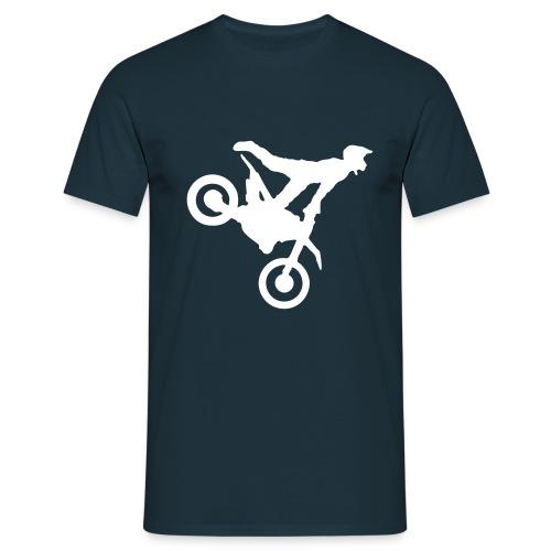Motorcross - Männer T-Shirt