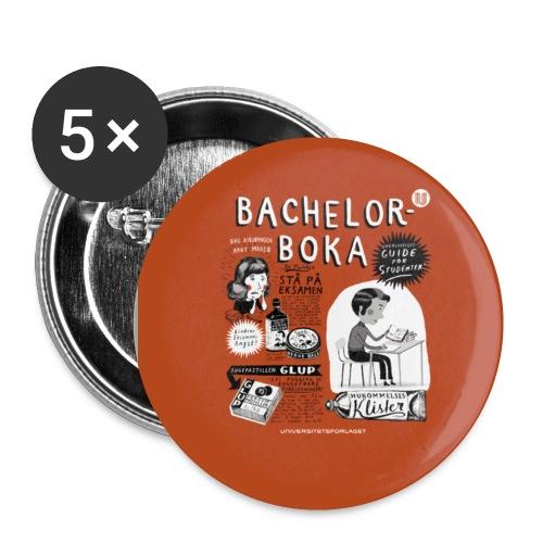Cover 25 mm - Liten pin 25 mm (5-er pakke)