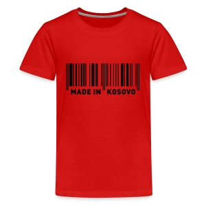 MADE IN KOSOVO - Teenager Premium T-Shirt