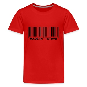 MADE IN TETOVO - Teenager Premium T-Shirt