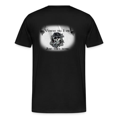 Vojens till I die - store størrelser - Men's Premium T-Shirt