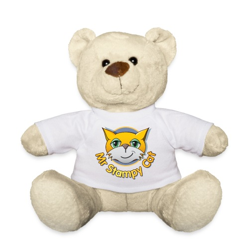 Mr. Stampy Cat - Teddy Bear - Teddy Bear
